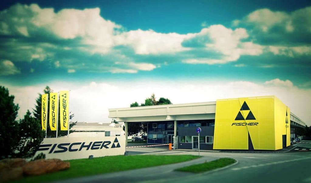 La sede central de la empresa Fischer esta en el pueblo austriaco de Ried im Innkreis.(Copyright:/Fischersports)