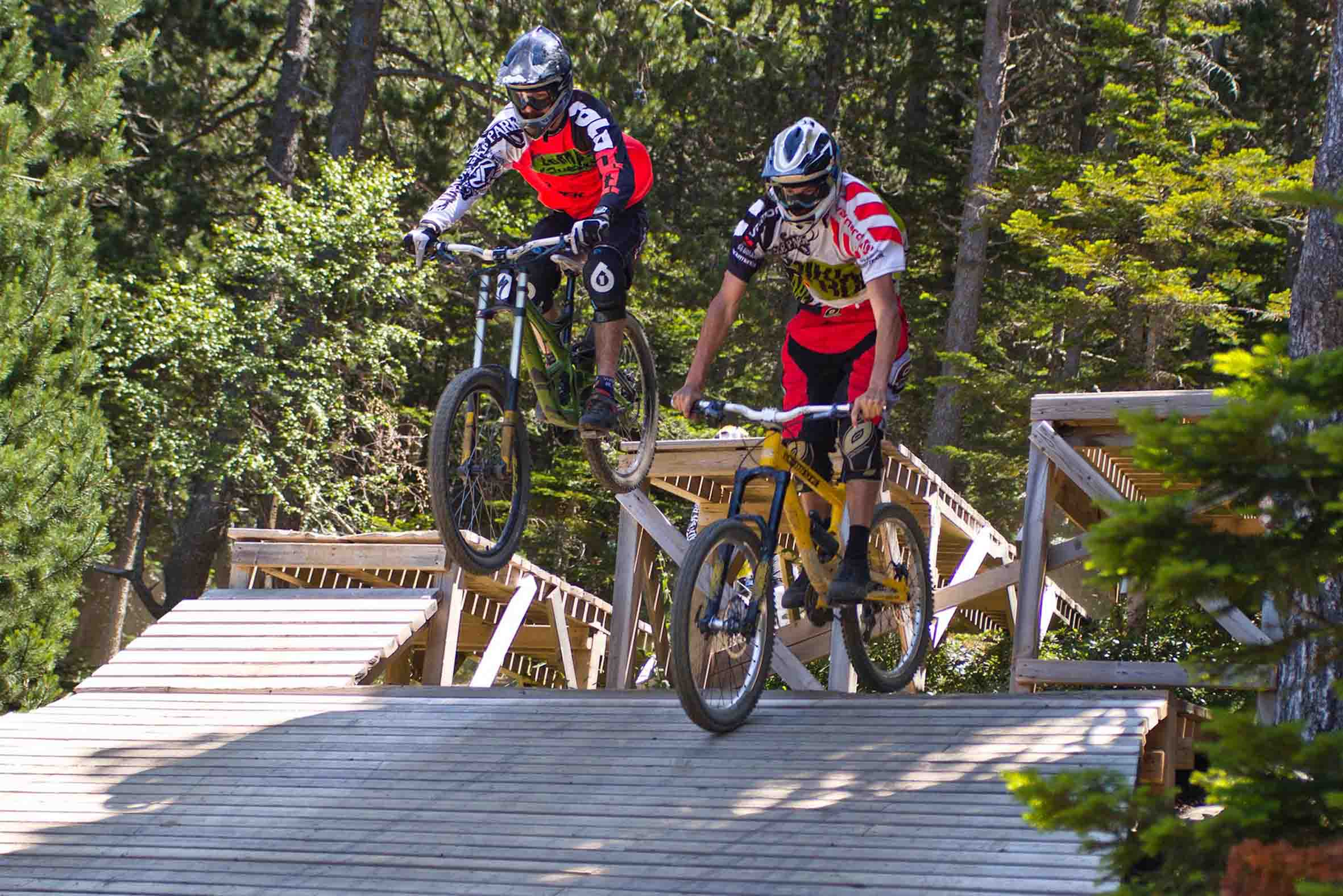 Vallnord Bike Park La Massana (Andorra) abrirá sus instalaciones el 14 de junio con la Maxiavalanche.(Copyright/Valllnord)