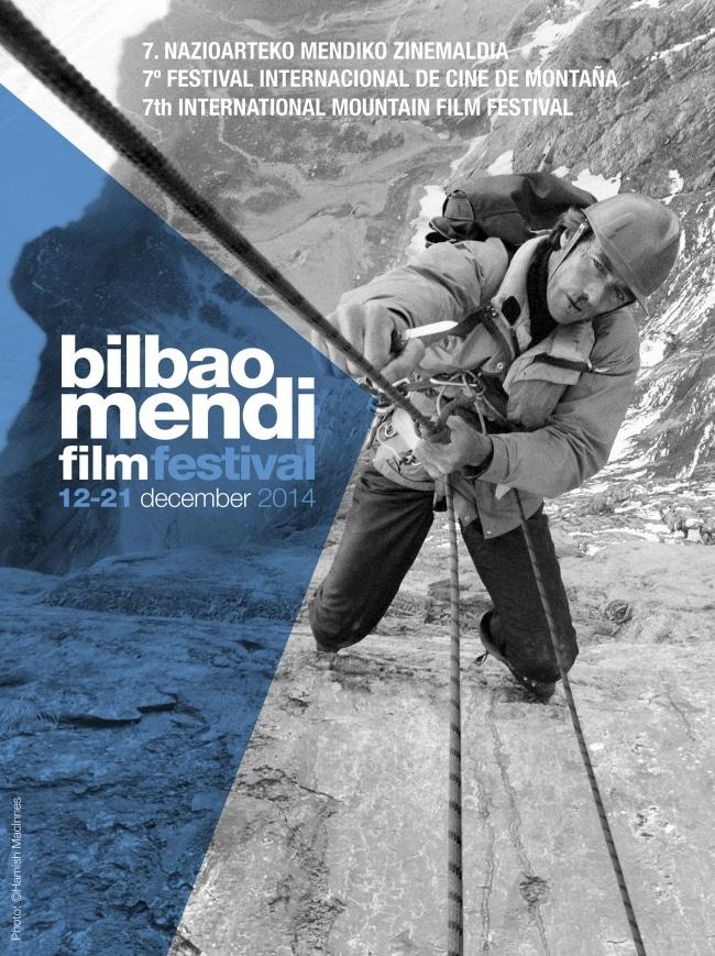 """La imagen de Clint Eastwood corresponde a la escena culminante de """"The Eiger sanction"""", una de sus primeras películas como director, que será homenajeada por el festival vasco en el 40 aniversario de su rodaje con una proyección en sesión especial."""