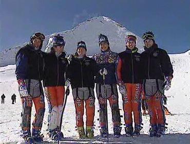 esquí español