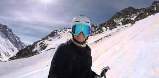 Julia Mancuso Ski Portillo