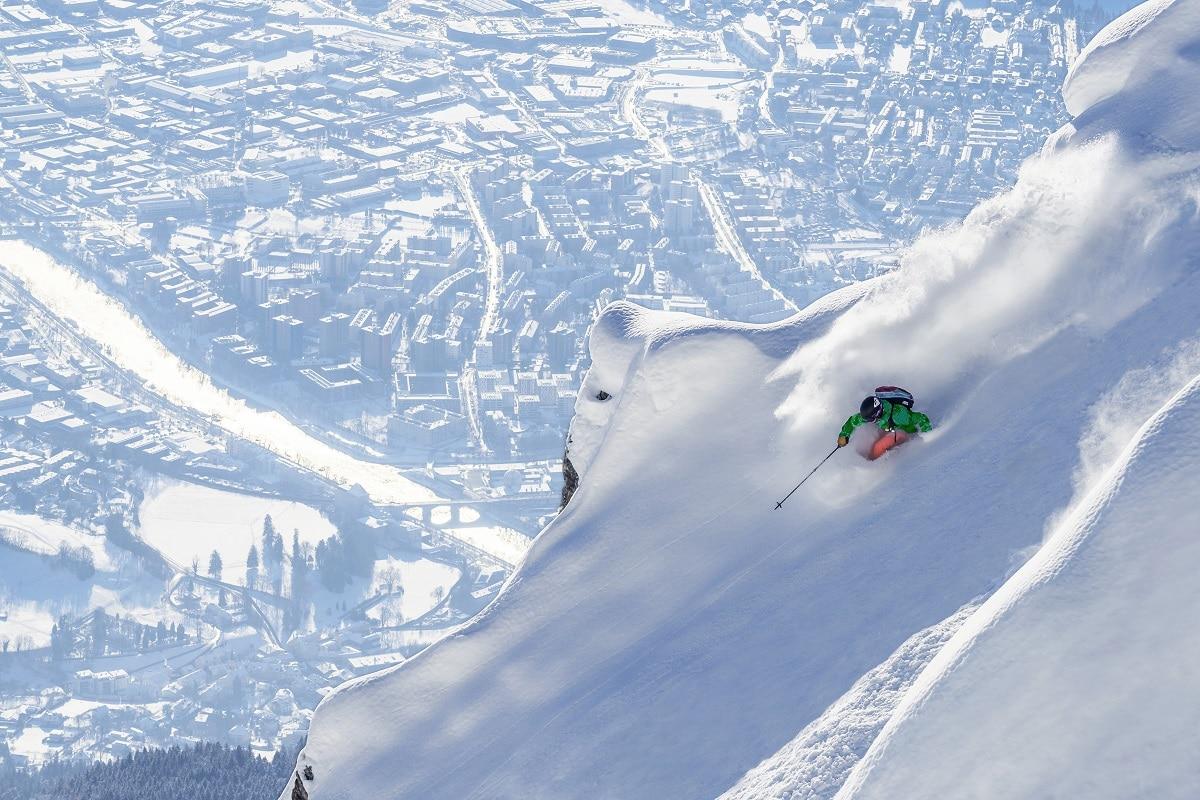 Innsbruck estaciones esquí