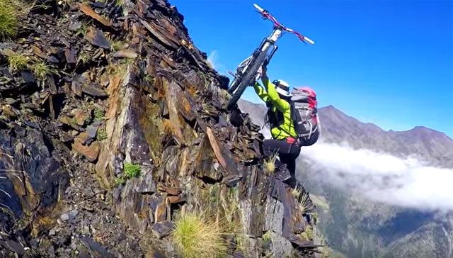 Mountain bike extremo Pirineos franceses