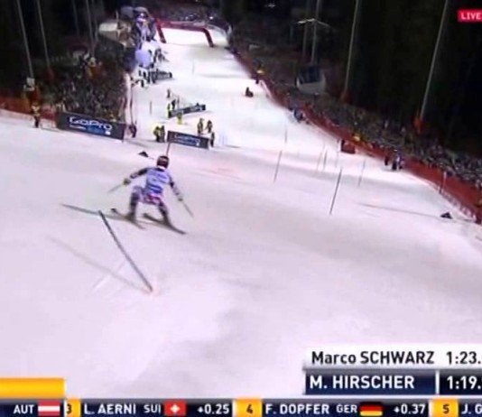 Marcel Hirscher Dron