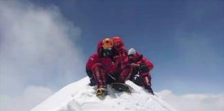 Ferran Latorre Makalu Himalaya