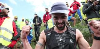 Laura Orgué Philip Goetsch Kilómetro Vertical Dolomitas