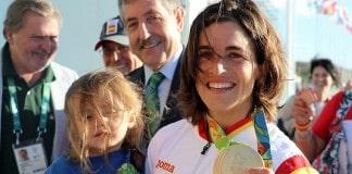 Maialen Chourraut Campeona olímpica K1