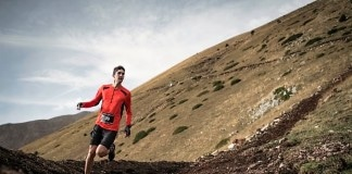 fly running La Molina