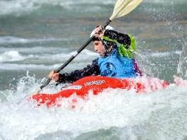kayak freestyle