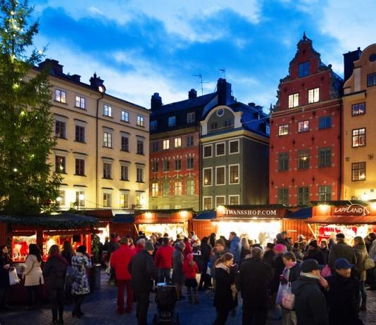 Estocolmo y Gotemburgo por Navidad