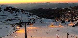 Sierra Nevada estrena la temporada de esquí nocturno