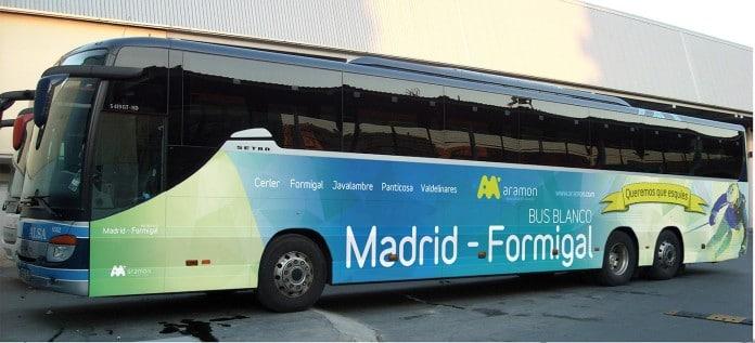 Bus Blanco