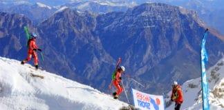 Claudia Galicia Mireia Miró, subcampeonas mundo esquí de montaña