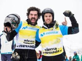 Lucas Eguibar y Regino Hernández, subcampeones del Mundo