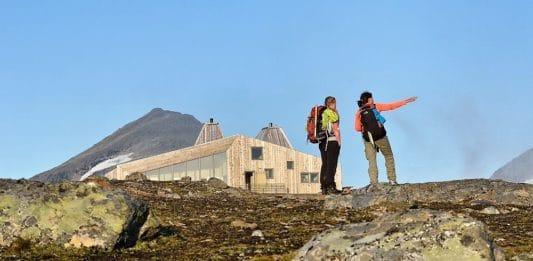 Noruega refugios