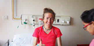 Núria Picas hospitalizada