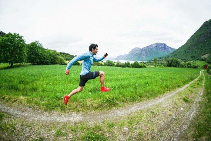 Kilian Jornet trail running