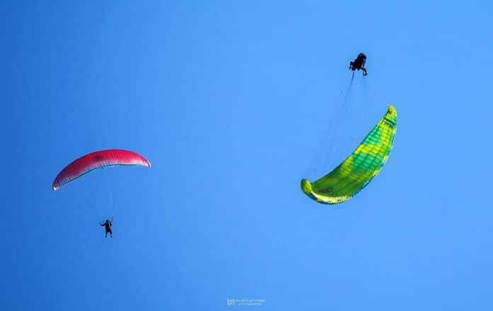 Parapente acrobático