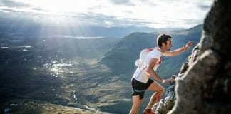 Kilian Jornet Salomon Glen Coe Skyline