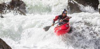 Aniol Serrasolses kayak
