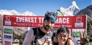 Luis Alberto Hernando Suman Kulung Everest