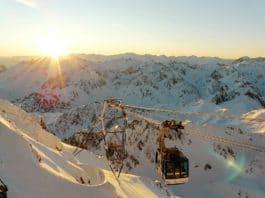Pirineos franceses esqui