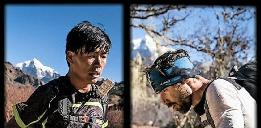 Luis Alberto Hernando Everest Race