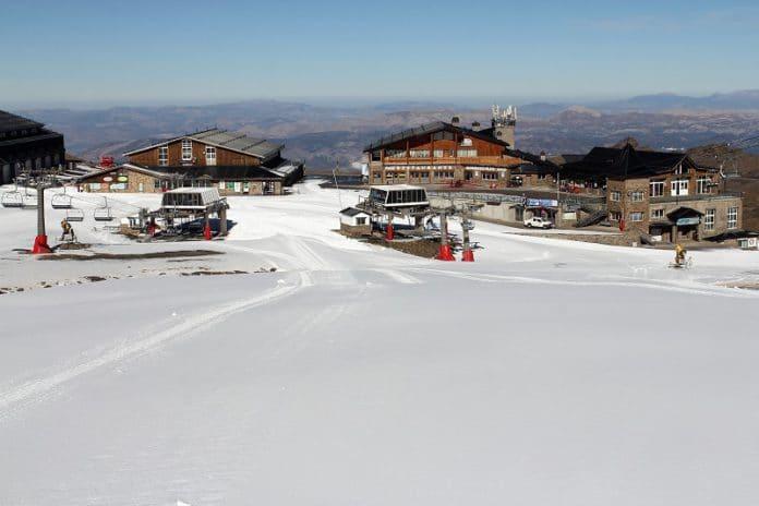 Sierra Nevada inagura temporada 2017-18