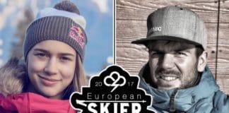 Kelly Sildaru y Aymar Navarro