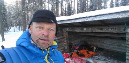 Antonio de la Rosa Lapland Extreme