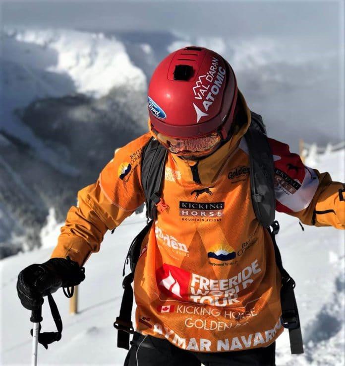 Aymar Navarro Freeride World Tour 2018