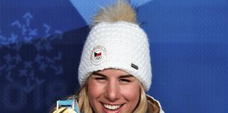 Ester Ledecká oro Juegos Olímpicos de invierno PyeongChang 2018