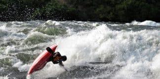 Quim Fontané kayak extremo