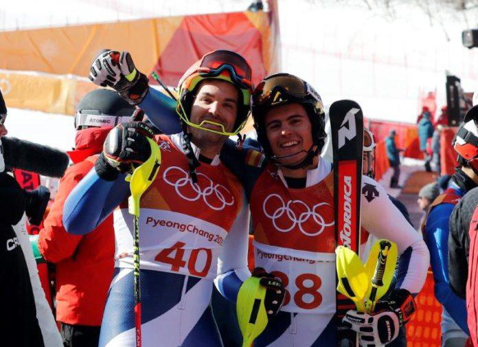 Quim Salarich y Juan del Campo