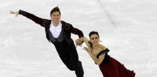 Sara Hurtado y Kirill Khaliavin