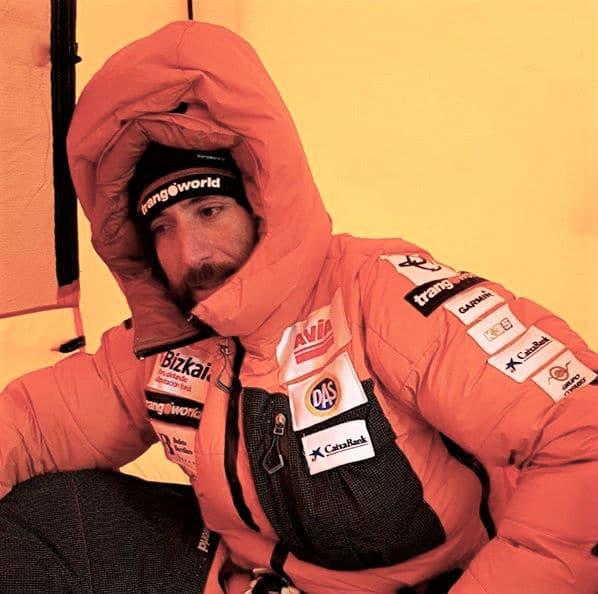 Alex Txikon Everest invernal