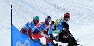 La Molina snowboardercross