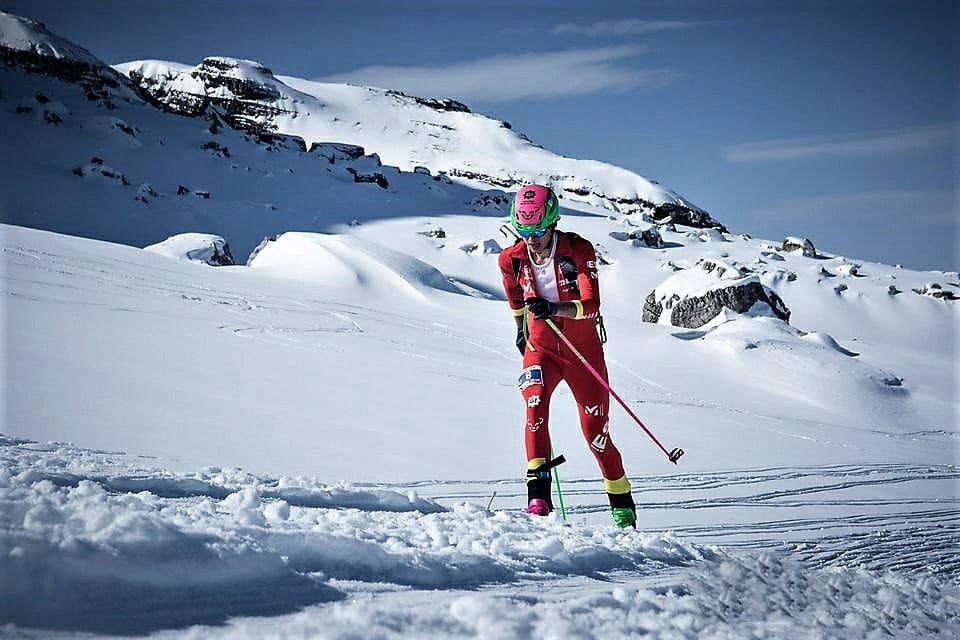 Oriol Cardona esquí de montaña