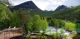 Rutas panorámicas de Noruega