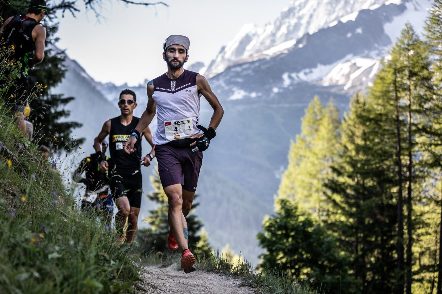 Kilian Jornet Marathon du Mont Blanc