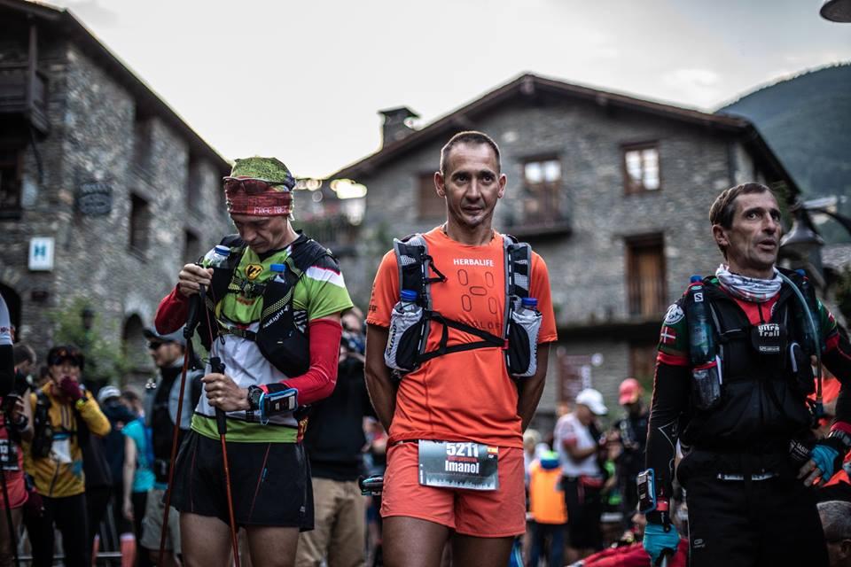 Andorra Ultra Trail Imanol Alesson