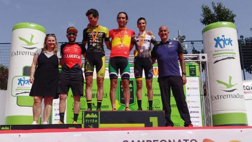 campeonato de España de XC Maratón