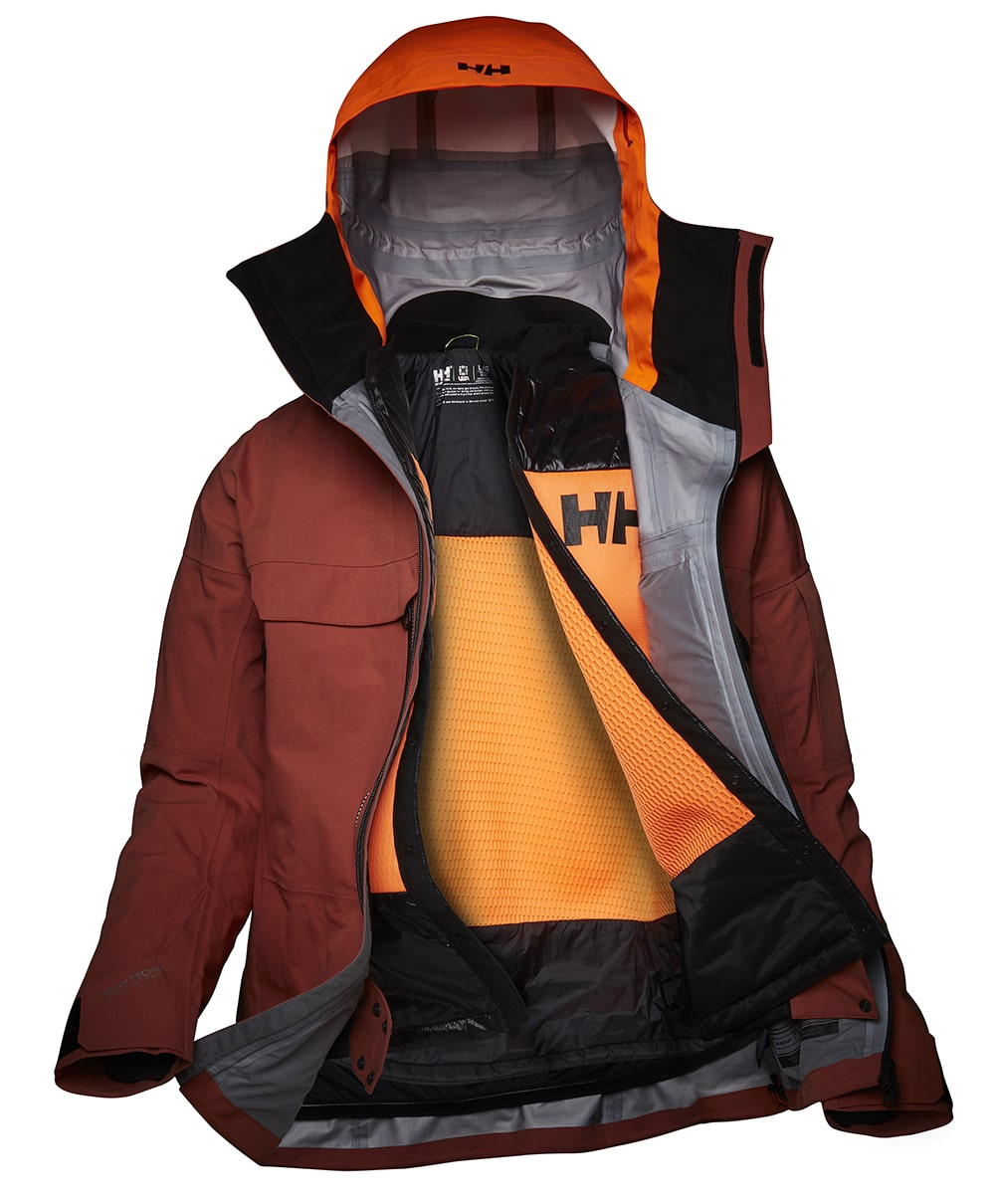 Ullr freeride Helly Hansen