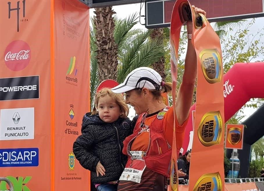 Ragna Debats Ibiza Trail Maraton