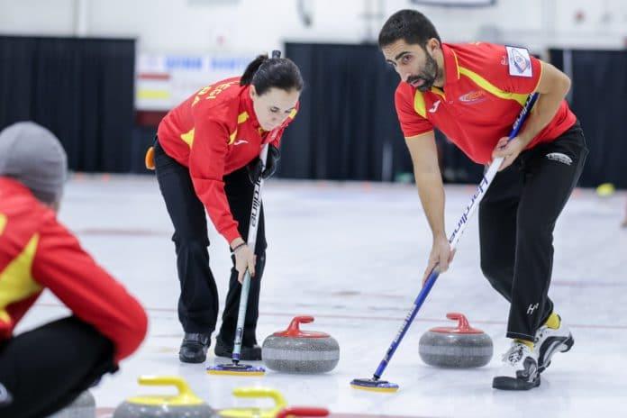 Mundial Mixto de curling