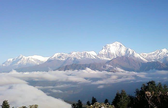 Avalancha Himalaya
