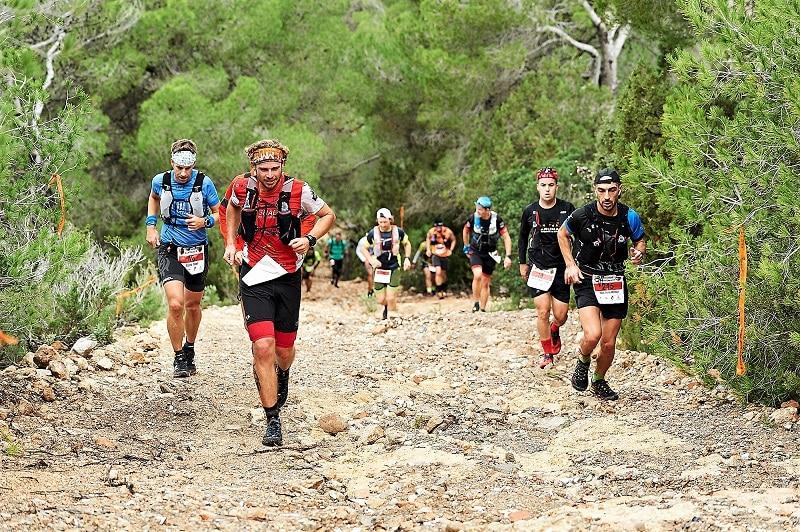Pere Aurell Ibiza Trail Maraton