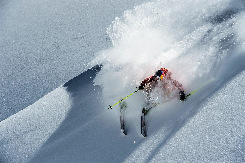 Skimetraje Nadine Wallner