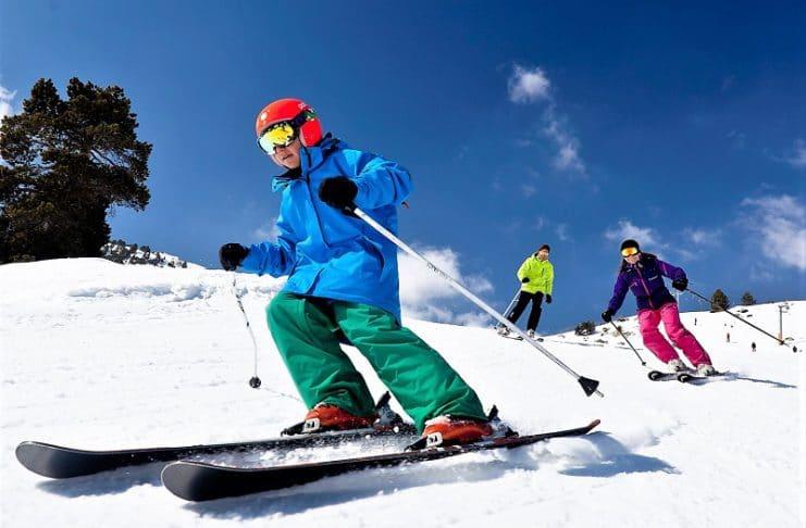 destinos para esquiar península ibérica