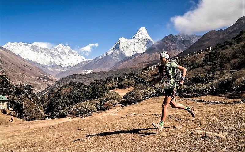 Jordi Gamito Everest Trail Race
